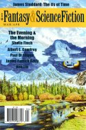 March/April 2011 issue of The Magazine of Fantasy &#038; Science Fiction