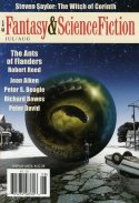 July/August 2011 issue of The Magazine of Fantasy & Science Fiction