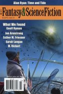 September/October 2011 issue of The Magazine of Fantasy &#038; Science Fiction