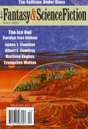November/December 2011 issue of The Magazine of Fantasy &#038; Science Fiction