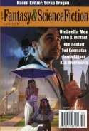 January/February 2012 issue of The Magazine of Fantasy & Science Fiction