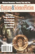 March/April 2012 issue of The Magazine of Fantasy & Science Fiction