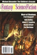May/June 2012 issue of The Magazine of Fantasy &#038; Science Fiction