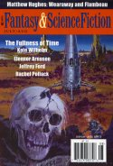 July/August 2012 issue of The Magazine of Fantasy &#038; Science Fiction