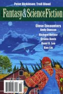 September/October 2012 issue of The Magazine of Fantasy &#038; Science Fiction