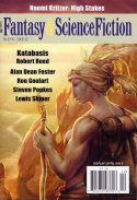 November/December 2012 issue of The Magazine of Fantasy &#038; Science Fiction