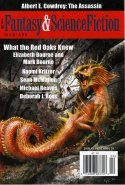 March/April 2013 issue of The Magazine of Fantasy & Science Fiction