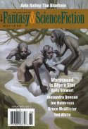 May/June 2013 issue of The Magazine of Fantasy & Science Fiction