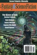September/October 2013 issue of The Magazine of Fantasy & Science Fiction