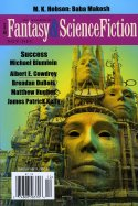 November/December 2013 issue of The Magazine of Fantasy & Science Fiction