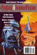 January/February 2014 issue of The Magazine of Fantasy & Science Fiction