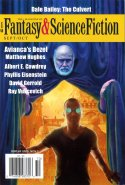 September/October 2014 issue of The Magazine of Fantasy & Science Fiction