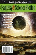 November/December 2014 issue of The Magazine of Fantasy & Science Fiction