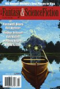 January/February 2015 issue of The Magazine of Fantasy & Science Fiction