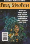 July/August 2015 issue of The Magazine of Fantasy & Science Fiction