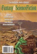 November/December 2015 issue of The Magazine of Fantasy & Science Fiction