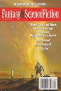 January/February 2016 issue of The Magazine of Fantasy & Science Fiction