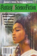 September/October 2017 issue of The Magazine of Fantasy & Science Fiction