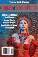 January/February 2018 issue of The Magazine of Fantasy & Science Fiction