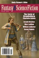 March/April 2018 issue of The Magazine of Fantasy & Science Fiction