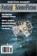 May/June 2018 issue of The Magazine of Fantasy & Science Fiction