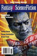 September/October 2018 issue of The Magazine of Fantasy & Science Fiction