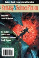 November/December 2018 issue of The Magazine of Fantasy & Science Fiction