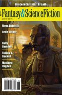 May/June 2019 issue of The Magazine of Fantasy & Science Fiction