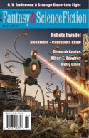 July/August 2019 issue of The Magazine of Fantasy & Science Fiction