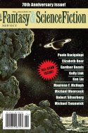 September/October 2019 issue of The Magazine of Fantasy & Science Fiction