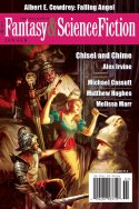 January/February 2020 issue of The Magazine of Fantasy & Science Fiction