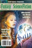 May/June 2020 issue of The Magazine of Fantasy & Science Fiction