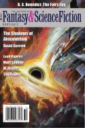 September/October 2020 issue of The Magazine of Fantasy & Science Fiction
