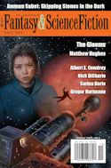 November/December 2020 issue of The Magazine of Fantasy & Science Fiction